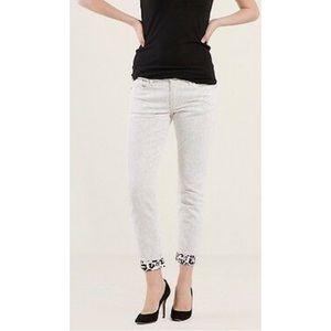 True Religion Liv Boyfriend jeans sz 24